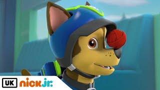 Paw Patrol | Pups Save the Paw Patroller | Nick Jr. UK