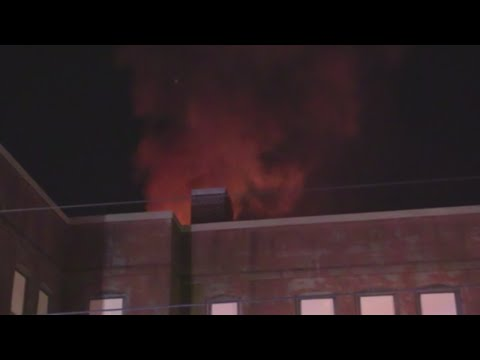 Investigators Working To Determine If Fireworks Sparked Blaze At Allentown Elementary School