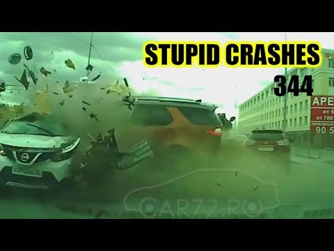 Stupid Driving Mistakes 344 April 2019 English Subtitles Youtube