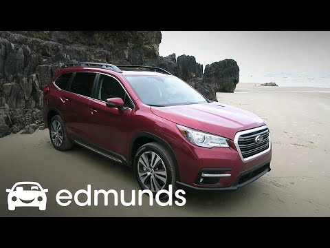2019 Subaru Ascent First Drive | Edmunds
