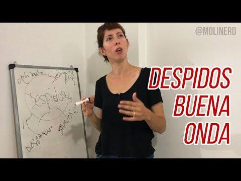 Despidos Buena Onda   @molinerd