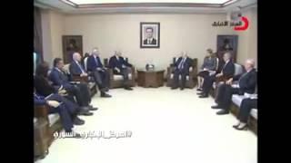 المعلم لـ دي ميستورا: سورية مستعدة للمشاركة في اجتماعات جنيف في الموعد المقترح