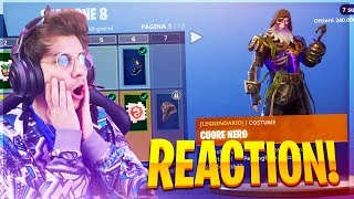 REACTION to THE TRAILER and PASS BATTLE OF FORTNITE!