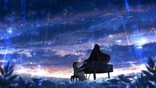 Relaxing Sleep Music & Rain Sounds - Healing Music, Beautiful Piano, Relaxing Music