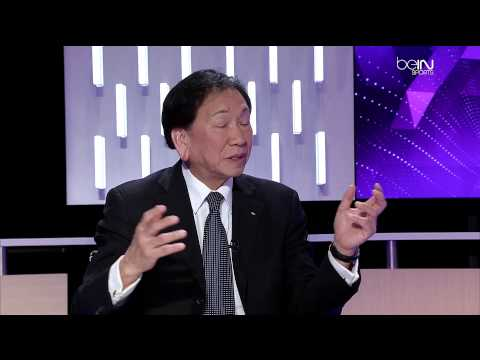 AIBA President DR Ching-Kuo Wu interview with BeIN sport