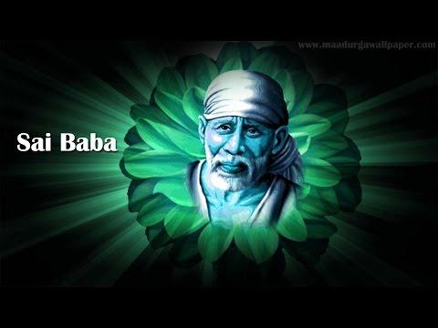 Aarti Sai Baba | Sai Baba Aarti with Lyrics | Shirdi Sai Baba Aarti and Bhajans | Sai Baba Bhajans
