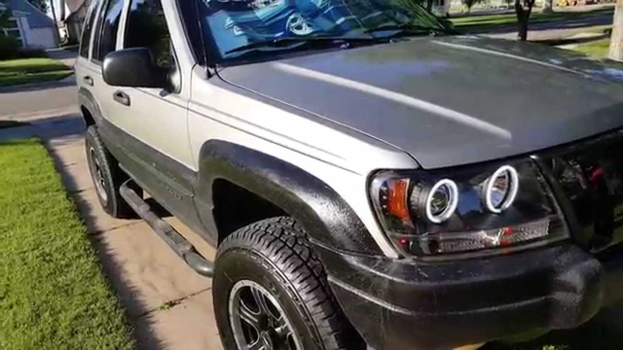 2001 jeep grand cherokee laredo - youtube