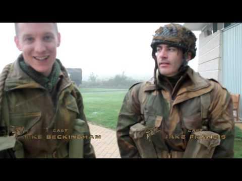 Pegasus Bridge Vlog 9: Photoshoot