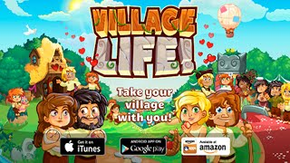 Village Life: Love, Marriage And Babies - By Playdemic - Phone, IPad, And IPod Touch.