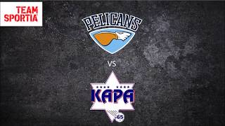 Pelicans SB - KaPa-65 (maalikooste)