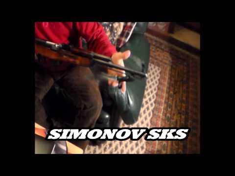 SIMONOV SKS RUSSIAN - Presentation and Details