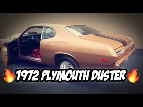 1972 plymouth duster for sale mopar youtube. Black Bedroom Furniture Sets. Home Design Ideas