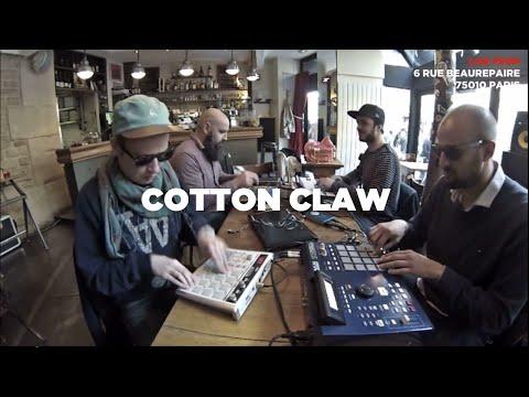 Cotton Claw • 64 Pads Live Session • Le Mellotron