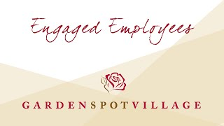 Engaged Employees At Garden Spot Village Review
