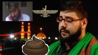 SHIA Muhammad Abul Hassan Shitvi EXPOSED : SPEAKERS CORNER