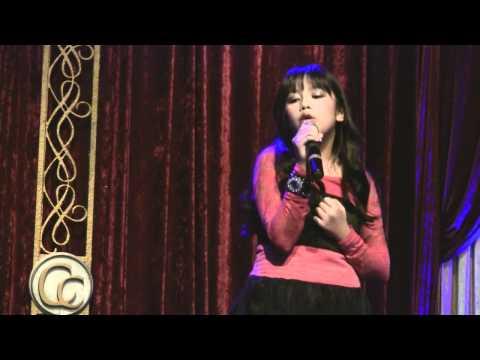 "Chenza Puno Sings ""Whitney Houston - I Will Always Love You"" at 2012 Kundirana Concert Gala and Inte"
