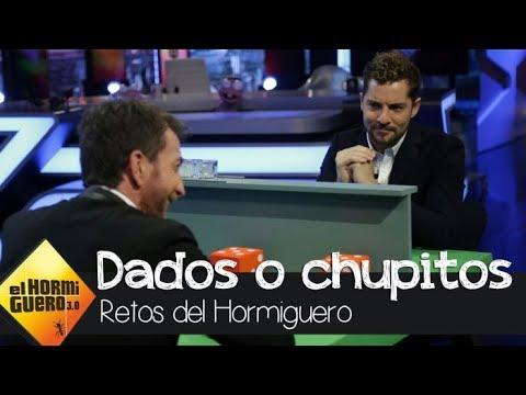 Los juegos de 'alambre' - El Hormiguero 3.0 from YouTube · Duration:  5 minutes 51 seconds