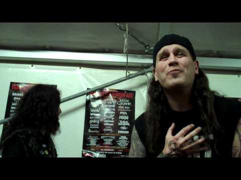 MACHINE HEAD - BLOODSTOCK 2012 - PART 2