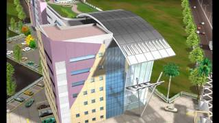 KG 360 IT Business Park  Perungudi, Chennai (Walkthrough 3D - HD)