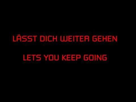 Eisbrecher - Herz aus Eis (mit deutschen Lyrics/with English lyrics)