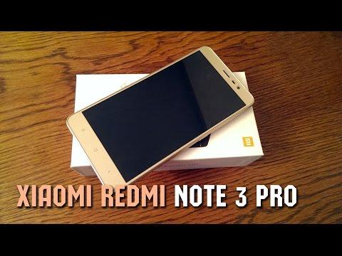 Xiaomi Redmi Note 3 Pro - МОЙ НОВЫЙ СМАРТФОН ДЛЯ ИГР