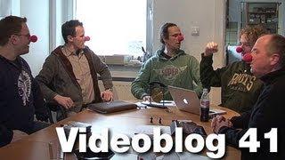 Wise Guys Blog Nr.41 - Im Büro