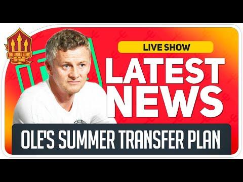 Solskjaer's 150 Million Transfer Plan! Man Utd News Now