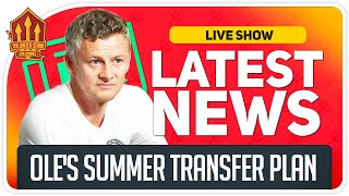 Solskjaer's 150 Million Transfer Plan! Man Utd News Now