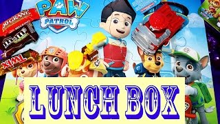 Paw Patrol Nickelodeon Giant Surprise Lunch Box Paw Patrol Surprise Boxes Video