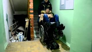 Видео обзор гусеничного подъемника для инвалидов IDEAL X1
