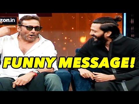 Dont Miss!! Jackie Shroff's Funny Diwali Wishes