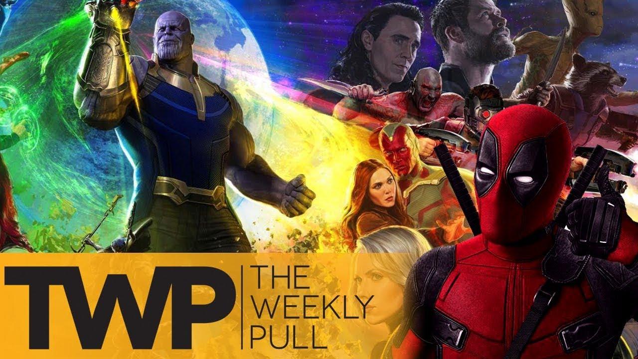 Justice League, Avengers: Infinity War, Deadpool 2 - 20 ...  Infinity War Dead Pool