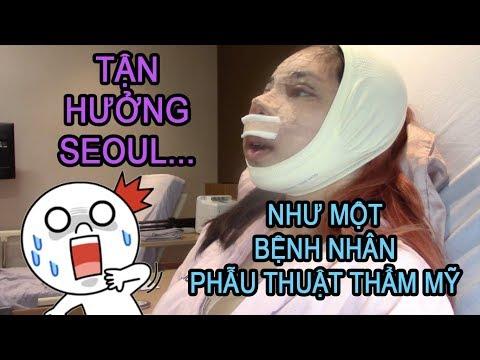 Lee D - Enjoying Seoul as a plastic surgery patient