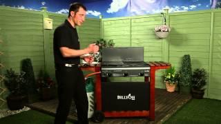 Acorn Flatbed Gas BBQ Range