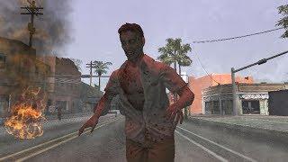 GTA San Andreas Loquendo || Apocalipsis Zombie (La Película)