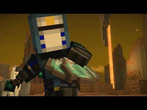 Minecraft: Story Mode - A Ninja?!  - Season 2 - Episode 4 (17)