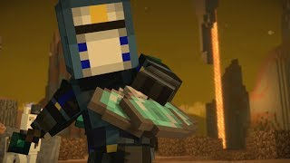 Minecraft: Story Mode - A Ninja?!  - Season 2 - Episode 4 (17)