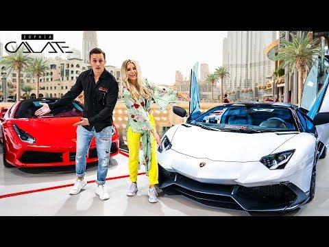Fremder Gibt Mir Seinen Lambo In Dubai | Mit Simon Motorsport