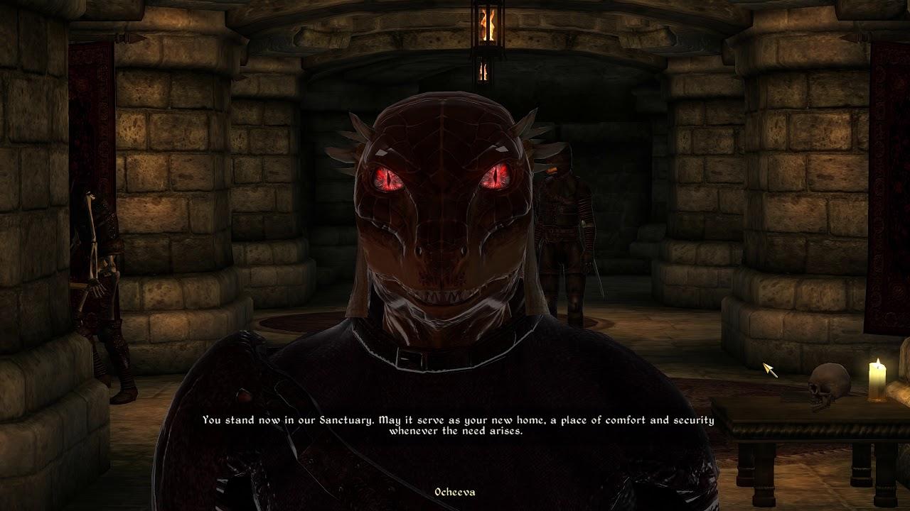 Ocheeva – Oblivion Character Overhaul V2