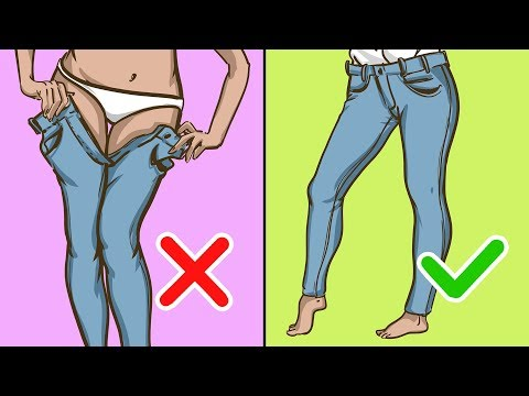 HOW TO CHOOSE THE PERFECT JEANS FOR YOUR BODY TYPE