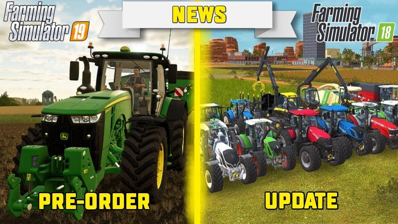 скачать игру фермер симулятор 2019 торрент