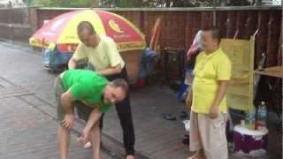 Qigong Tapping by Master Tan