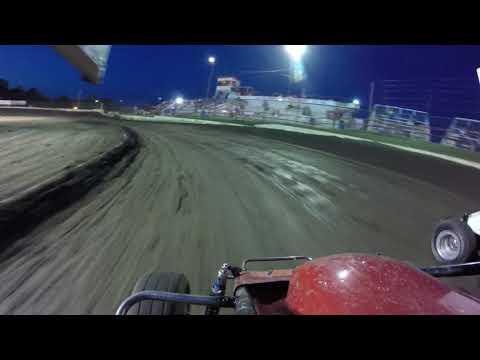 Port City Raceway 8-16-19 Sportsman Heat Race -BRE
