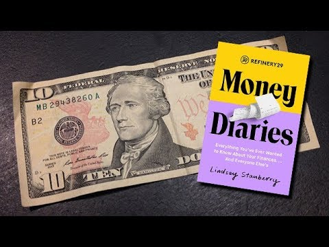 'Money Diaries' Financial Column and New Book Get Personal