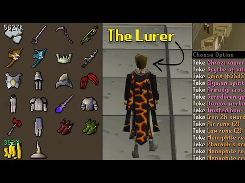 I Went Undercover as Bait to Expose RuneScape Luring