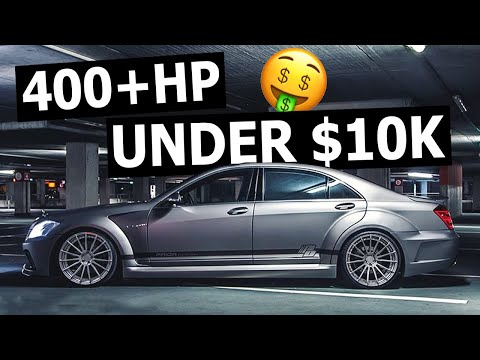 CHEAP Cars That Make You Look RICH [UNDER 10k!]