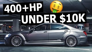 $10,000 Cars That Make You Look RICH