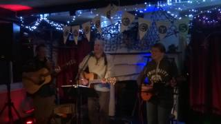 """Bruce Forbes, Katie Thomas, Dave Norton """"On The Road Again"""" live @ Cross Keys Gloucester UK"""