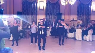 Армянская свадьба (танец от братьев и сестёр )Armenia wedding dance