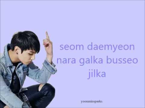 BTS (방탄소년단) - BUTTERFLY (Color Coded Rom Lyrics)
